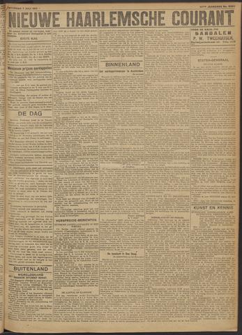 Nieuwe Haarlemsche Courant 1917-07-07