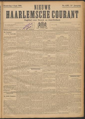 Nieuwe Haarlemsche Courant 1906-09-06