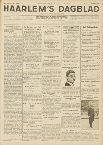Haarlem's Dagblad 1935-05-16