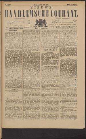 Nieuwe Haarlemsche Courant 1895-05-15