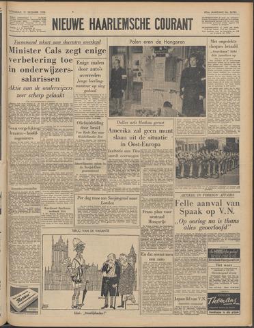 Nieuwe Haarlemsche Courant 1956-12-19