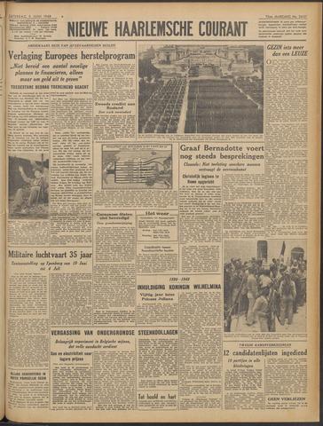 Nieuwe Haarlemsche Courant 1948-06-05