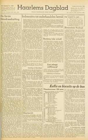 Haarlem's Dagblad 1945-10-26