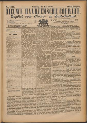 Nieuwe Haarlemsche Courant 1906-05-28