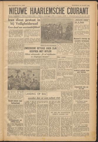 Nieuwe Haarlemsche Courant 1946-03-20
