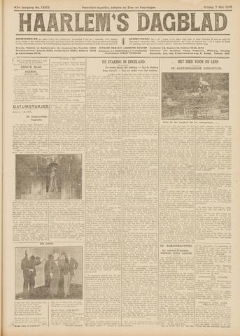 Haarlem's Dagblad 1926-05-07