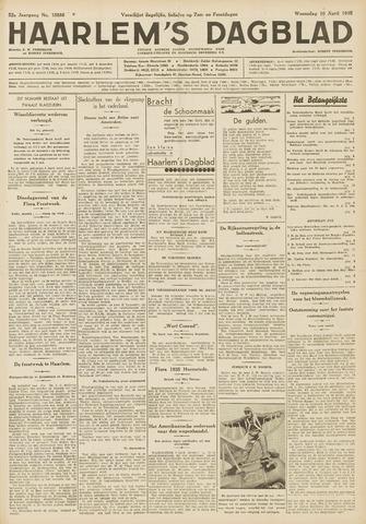 Haarlem's Dagblad 1935-04-10