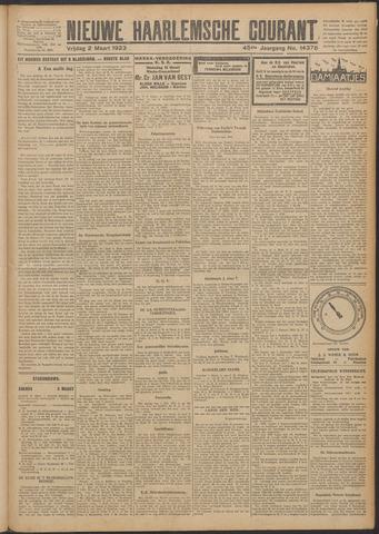 Nieuwe Haarlemsche Courant 1923-03-02