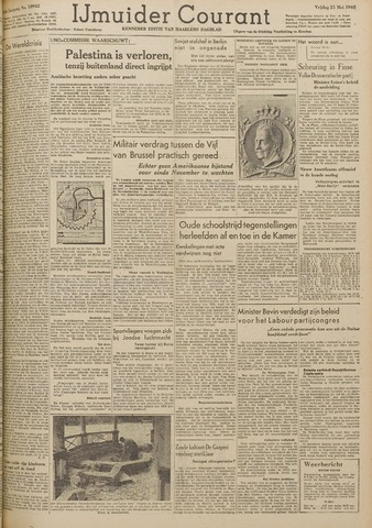 IJmuider Courant 1948-05-21