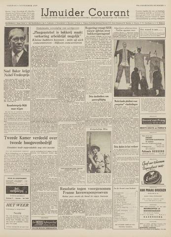 IJmuider Courant 1959-11-06