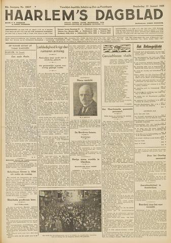 Haarlem's Dagblad 1935-01-17