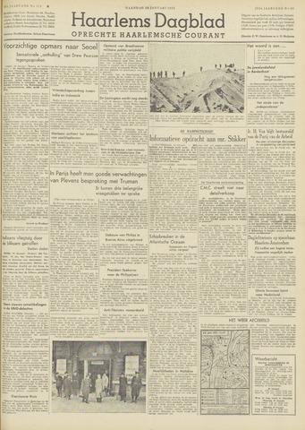 Haarlem's Dagblad 1951-01-29