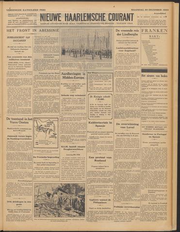 Nieuwe Haarlemsche Courant 1935-12-30