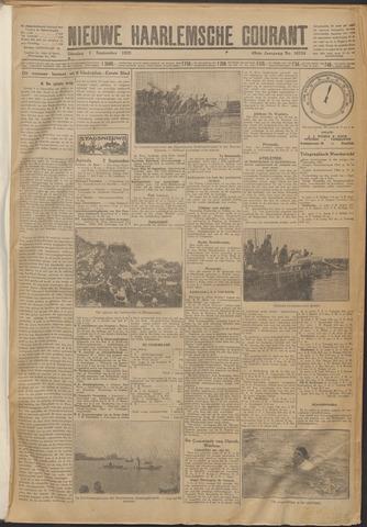 Nieuwe Haarlemsche Courant 1925-09-01