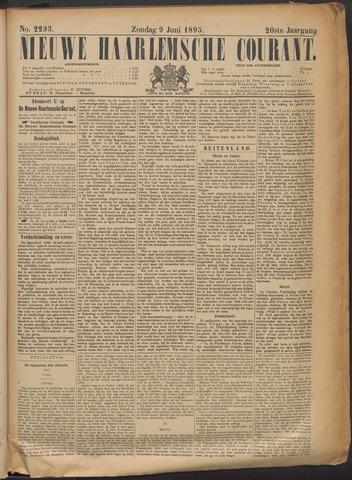 Nieuwe Haarlemsche Courant 1895-06-09
