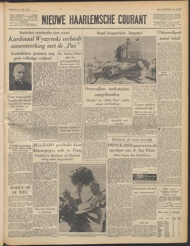 Nieuwe Haarlemsche Courant 1957-07-13
