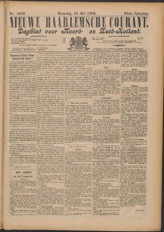 Nieuwe Haarlemsche Courant 1904-05-16