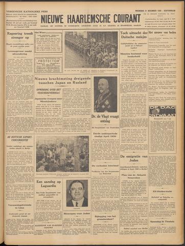 Nieuwe Haarlemsche Courant 1938-12-21