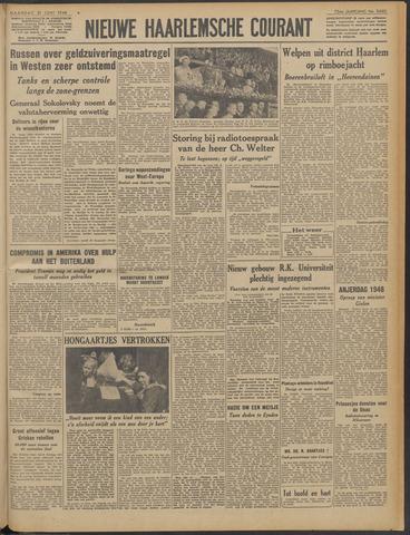 Nieuwe Haarlemsche Courant 1948-06-21