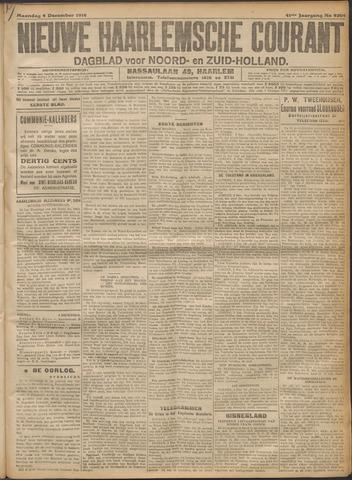 Nieuwe Haarlemsche Courant 1916-12-04