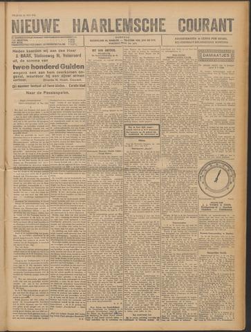 Nieuwe Haarlemsche Courant 1922-05-26
