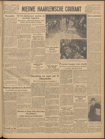 Nieuwe Haarlemsche Courant 1949-09-07