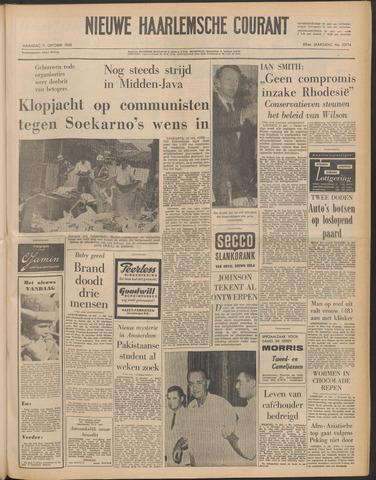 Nieuwe Haarlemsche Courant 1965-10-11