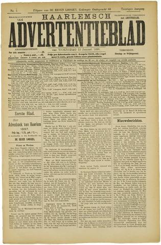 Haarlemsch Advertentieblad 1898-01-12