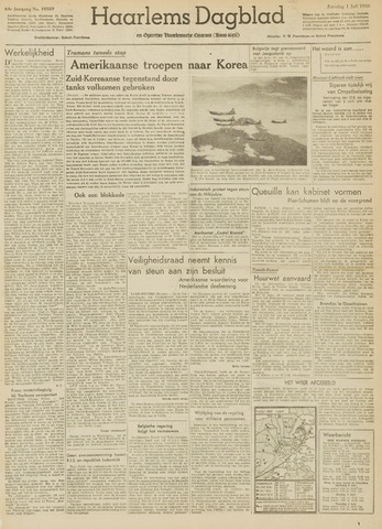 Haarlem's Dagblad 1950-07-01