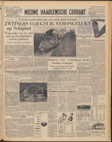 Nieuwe Haarlemsche Courant 1951-12-15