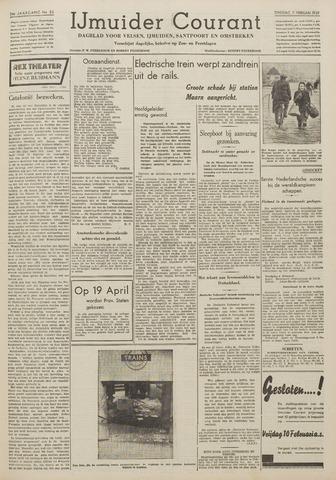 IJmuider Courant 1939-02-07