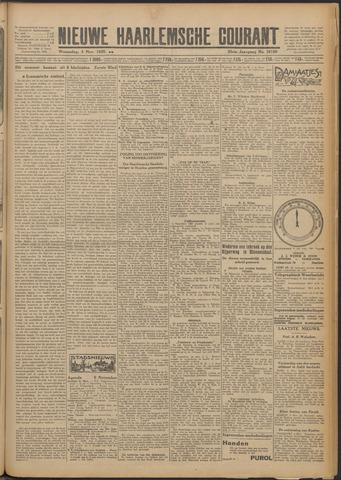 Nieuwe Haarlemsche Courant 1925-11-04