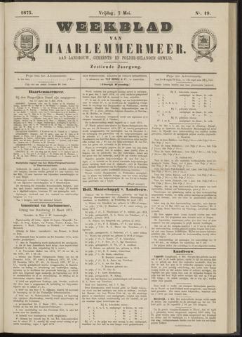 Weekblad van Haarlemmermeer 1875-05-07