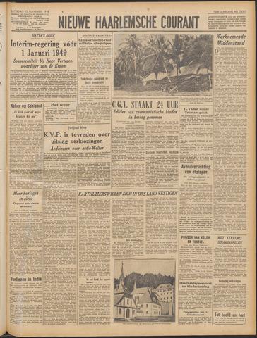 Nieuwe Haarlemsche Courant 1948-11-13