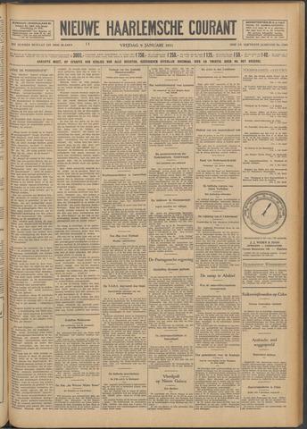 Nieuwe Haarlemsche Courant 1931-01-09