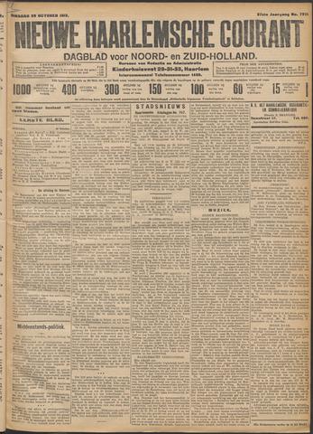 Nieuwe Haarlemsche Courant 1912-10-29