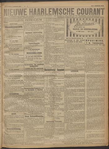 Nieuwe Haarlemsche Courant 1919-01-11