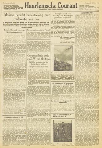 Haarlemsche Courant 1943-10-29