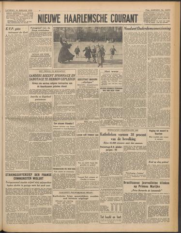Nieuwe Haarlemsche Courant 1950-02-18