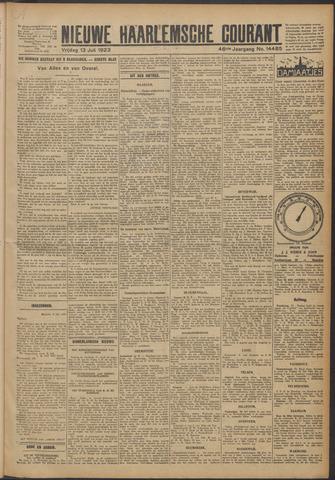 Nieuwe Haarlemsche Courant 1923-07-13