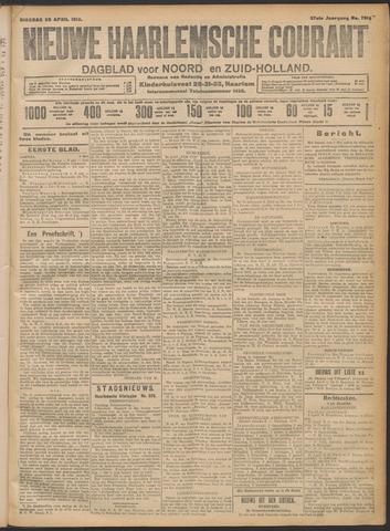 Nieuwe Haarlemsche Courant 1912-04-30