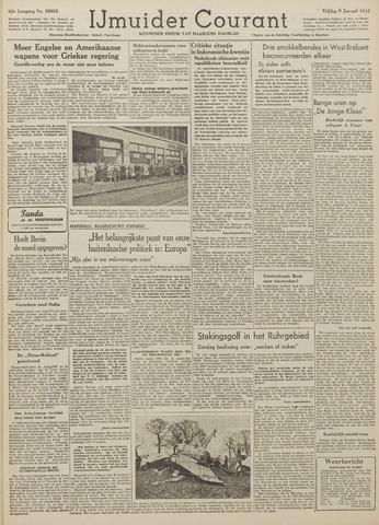 IJmuider Courant 1948-01-09