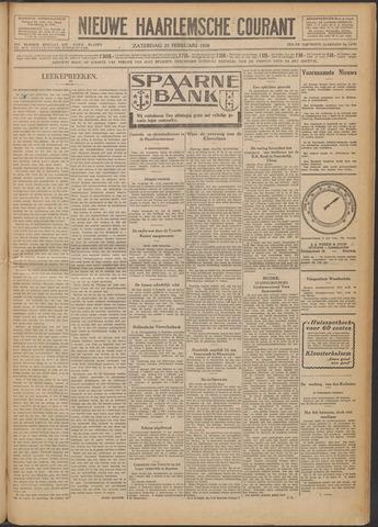 Nieuwe Haarlemsche Courant 1928-02-25