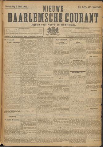 Nieuwe Haarlemsche Courant 1906-09-05