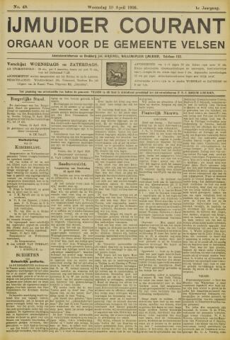 IJmuider Courant 1916-04-19