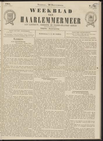 Weekblad van Haarlemmermeer 1864-09-30