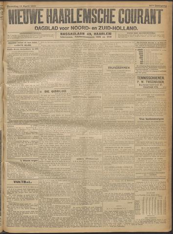 Nieuwe Haarlemsche Courant 1916-04-17
