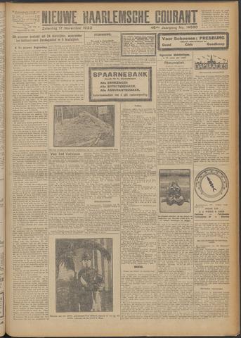 Nieuwe Haarlemsche Courant 1923-11-17