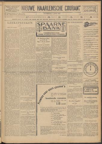 Nieuwe Haarlemsche Courant 1930-06-07