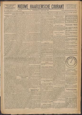 Nieuwe Haarlemsche Courant 1928-01-25